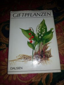 Buch Giftpflanzen
