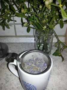 Lavendel-Salbei-Tee